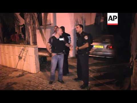 No injuries as Palestinian rocket hits Israeli home