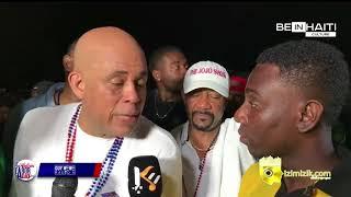VIDEO: President Martelly di Jerry Tardieu ap fè afè pa l nan zafe amandman konstitisyon an
