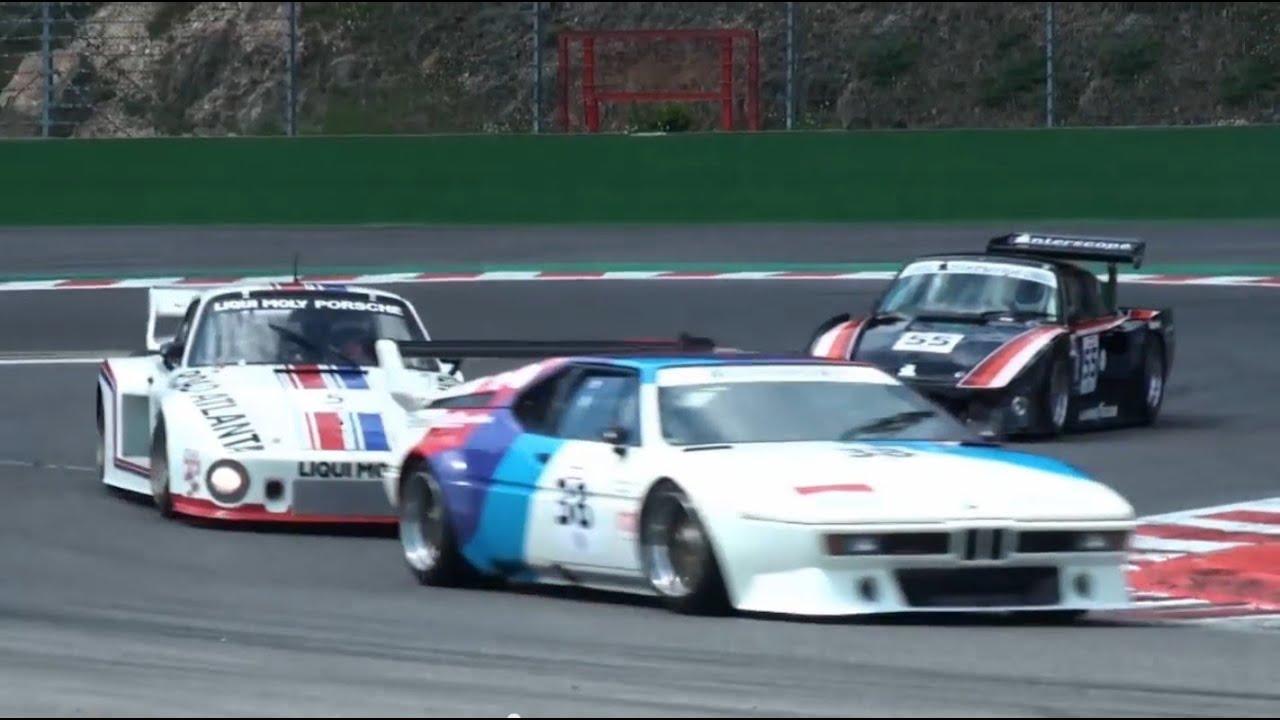 Classic Car Racing Series
