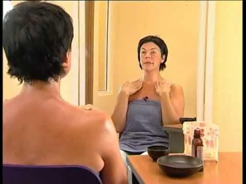 Видеоурок массажа лица - видео