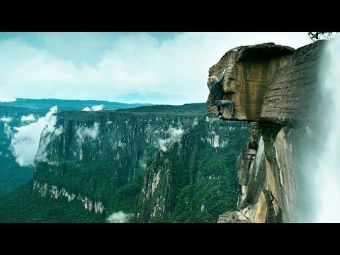 Point Break - Rock Climbing Featurette [HD]