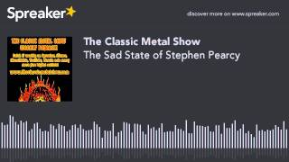 The Sad State of Stephen Pearcy