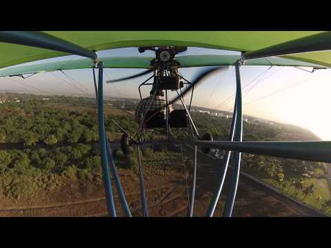 Antigua Guatemala Ultralight Plane/Avioneta Promo GoPro HERO 3 EBM VIDEO PRODUCCIONES