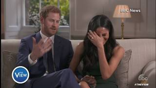 Prince Harry And Meghan Markle: Royal Baby Pressure? | The View