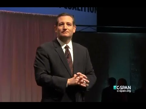 • Sen. Ted Cruz • 2015 Iowa Faith & Freedom Summit • 4/25/15 •