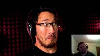 Markiplier's Try Not To Laugh Challenge #8 Reaction!!!