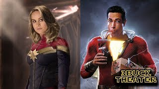WHY SHAZAM IS A BETTER MOVIE THAN CAPTAIN MARVEL