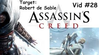 Assassin's Creed - Assassination Target: Robert de Sable (28)