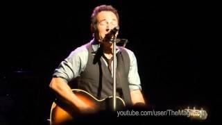 Surprise Surprise - Springsteen - Jobing.com Arena Glendale, AZ - Dec 6, 2012