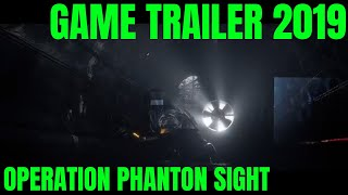 Rainbow Six: Siege Operation Phantom Sight | PS4 Game Trailer 2019 (1080p)