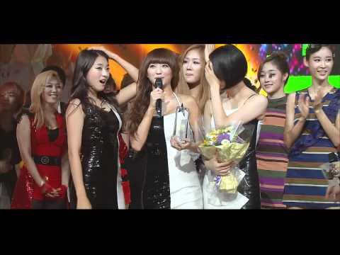 Hd Inkigayo 110911  Mutizen Song Winner Sistar video