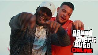 Extrait du clip Sadek feat. Gradur - Andale (GTAV ONLINE)