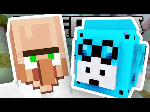 Minecraft Lab | DANTDM LUCKY BLOCK EGGS!!