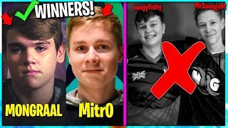 Mongraal & Mitr0 are BETTER than MrSavage and Benjyfishy