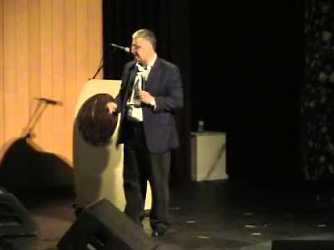 XIIl Congresso (Jorge Damas) - Conhecendo Pietro Ubaldi