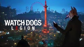 Watch Dogs: Legion - Official World Premiere Cinematic Trailer | E3 2019