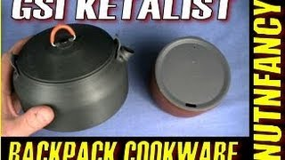 """Backpacking Cookware: The Ketalist"" by Nutnfancy"