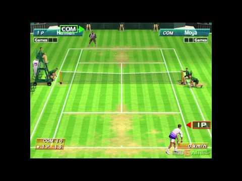 Virtua Tennis - Gameplay Dreamcast HD 720P