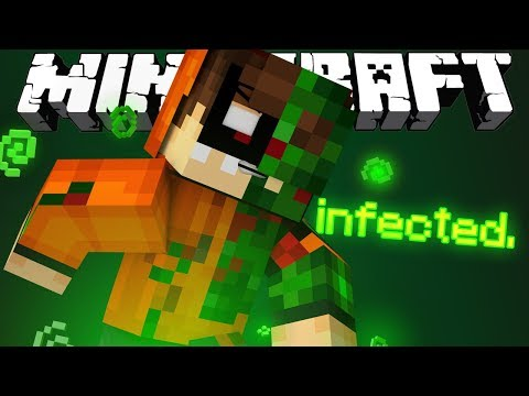 НОВЫЙ РЕЖИМ: ЗАРАЖЕНИЕ [MINECRAFT INFECTION]