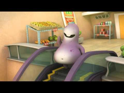 Glampersy - Лестница - Glumpers, мультсериал для детей