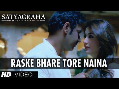 Ras ke Bhare Tore Naina Song Satyagraha | Ajay Devgn Kareena...