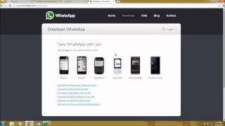 How to Install Whatsapp on PC without Bluestacks or Youwave