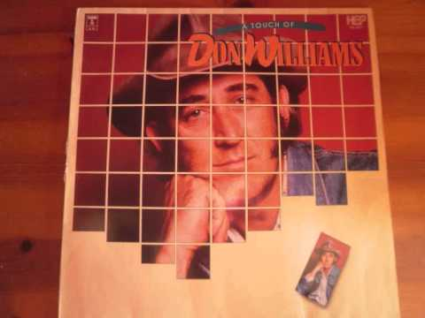 Don Williams - In Love With A Rodea Man