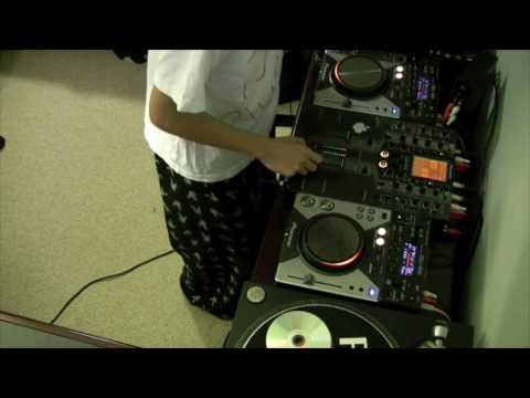 DJ Ravine's Electro Jammy JAMs Video