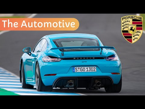 NEW Porsche 718 Cayman GT4 - How does it perform on track?