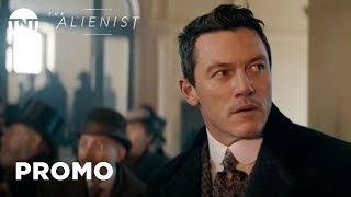 The Thrill of #TheAlienist | The Alienist | TNT