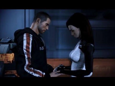 Mass Effect 3   Miranda Romance. All Scenes