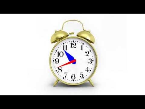 Видео как научиться понимать по часам