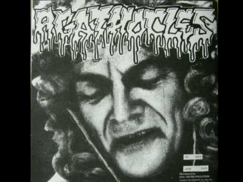 Cover image of song No! by Agathocles