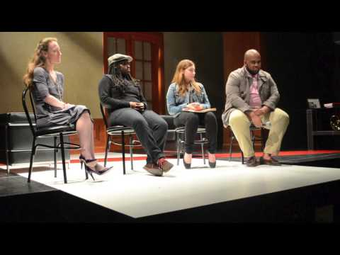 Race: Panel Discussion