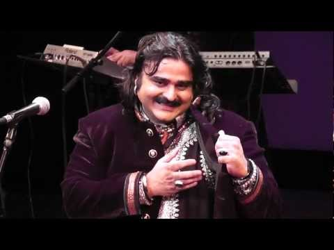 Sufi Pop Rocks the Asia Society: Arif Lohar performs Alif Allah...