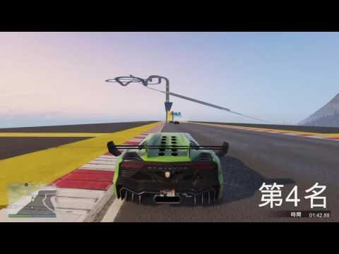 GTA V 瘋狂賽車 (1)