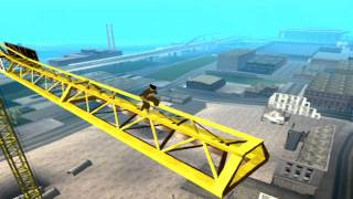 Gta San Andreas - Parkour-Urban Tricks Mod 2 [Free Download 2011]