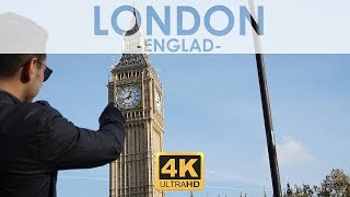 Things to do in London - England 4k