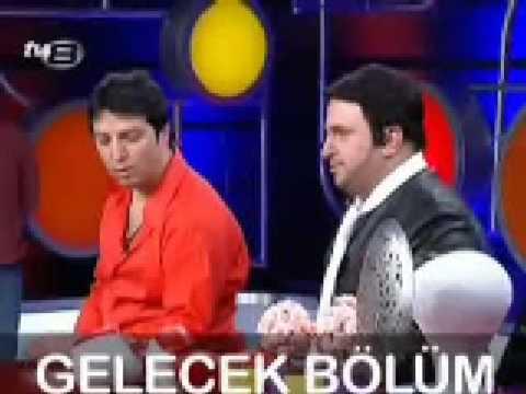 Comedya Nihat dogan - Tayyip Erdogan sentezi one minute