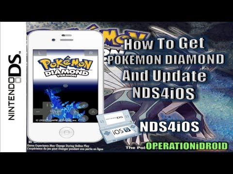 How to get Roms on NDS4iOS (NO COMPUTER)