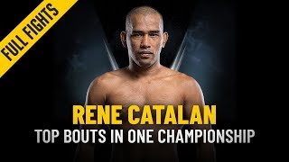 ONE Highlights | Rene Catalan's Top 3 Bouts