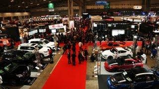 2013東京改裝車展