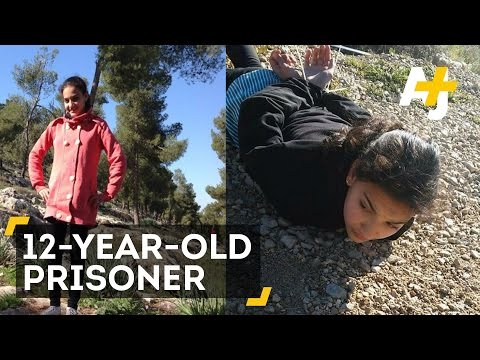 12-Year-Old Palestinian Prisoner