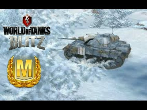 Ace Tanker Edelweiss - World of Tanks Blitz (Mastery)