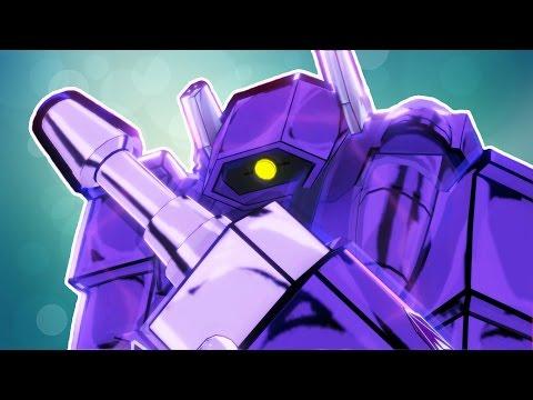 ТРАНСФОРМЕРЫ #12 БИТВА ОПТИМУС ПРАЙМ против ШОКВЕЙВ  Мульт Игра для детей Transformers Devastation