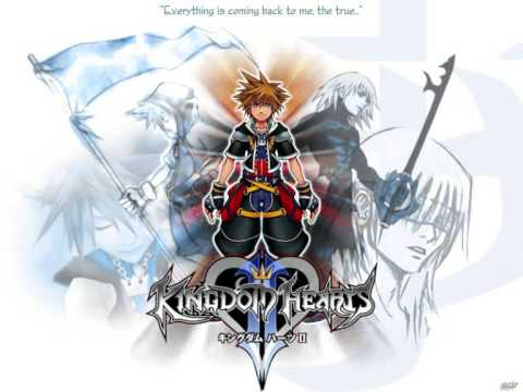 Kingdom Hearts II-Twilight Town-Battle Theme