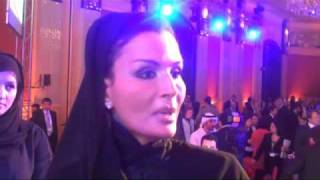 H.H Sheikha Mozah bint Nasser Al Missned: Founder and Chair of Silatech