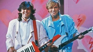 Modern Talking || Cosmic Girl - VideoMusic HD