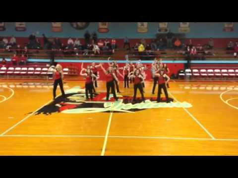 Hold On/Up - Lewistown High School Dance Team