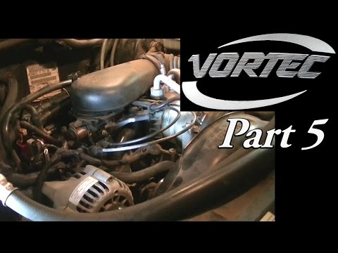 98 S10 Vortec 4.3 V6 Intake Gasket Replacement Part 5 of 5